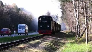 Der Rasende Roland auf Rügen - Dampflok / Steam Train
